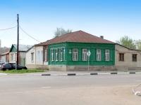 Тамбов, улица Рабочая, дом 69. индивидуальный дом