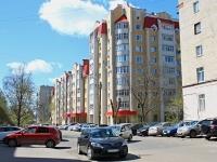 Тамбов, улица Гоголя, дом 37 к.1. многоквартирный дом