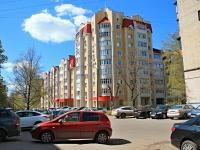 Тамбов, улица Гоголя, дом 37 к.2. многоквартирный дом