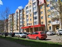 Tambov, st Gogol, house 37 к.4. Apartment house
