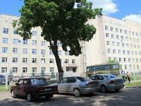 Тамбов, улица Гоголя, дом 6. больница