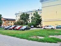 Tambov,  Sergeev-Tsensky, house 1. Apartment house