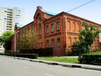 Tambov,  Sergeev-Tsensky, house 2. sports school