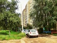 Tambov,  Sergeev-Tsensky, house 3. Apartment house