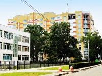 Tambov,  Sergeev-Tsensky, house 12 к.1. building under construction