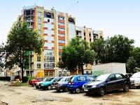 Tambov,  Sergeev-Tsensky, house 12 к.2. building under construction