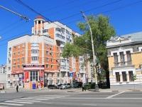 Tambov,  Sergeev-Tsensky, house 21. Apartment house