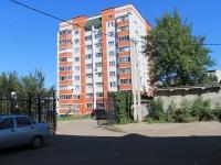 Tambov,  Sergeev-Tsensky, house 10А. Apartment house