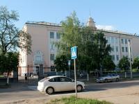 Тамбов, улица Полковая 1-я, дом 25. школа №22