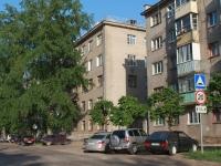 Тамбов, улица Полковая 1-я, дом 32. многоквартирный дом
