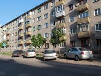 Тамбов, улица Полковая 1-я, дом 34. многоквартирный дом