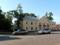 Tambov, st Orenburgskaya, house 2. Apartment house