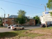 Тамбов, улица Олега Кошевого, дом 1. многоквартирный дом