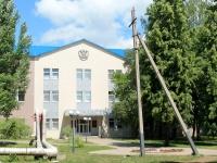 Тамбов, Энтузиастов бульвар, дом 1. жилищно-комунальная контора