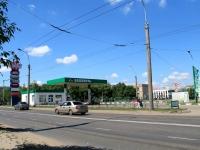 Тамбов, Энтузиастов бульвар, дом 1/2А. автозаправочная станция