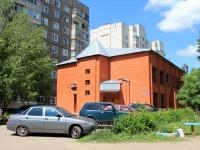Тамбов, Энтузиастов бульвар, дом 1Ж/2А. офисное здание