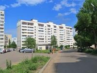 Тамбов, улица Рылеева, дом 64А. многоквартирный дом