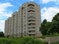 Тамбов, улица Рылеева, дом 64Б. многоквартирный дом