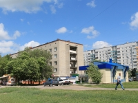 Тамбов, улица Рылеева, дом 59. многоквартирный дом