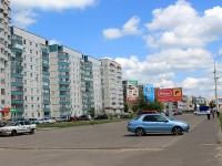 Тамбов, улица Рылеева, дом 59А/4. многоквартирный дом