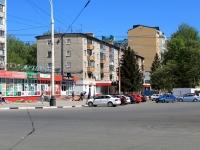 Тамбов, площадь Красноармейская, дом 5. многоквартирный дом