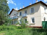 Tambov, st Astrakhanskaya, house 37. Apartment house