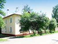 Tambov, st Astrakhanskaya, house 37А. Apartment house