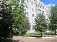 Tambov, st Astrakhanskaya, house 86А. Apartment house