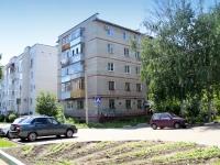 Tambov, st Astrakhanskaya, house 94. Apartment house