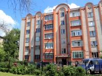 Tambov, st Astrakhanskaya, house 96. Apartment house