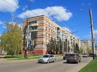 Тамбов, улица Пионерская, дом 9А. многоквартирный дом