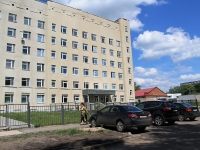 Тамбов, улица Пионерская, дом 5Г. больница