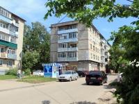 Тамбов, улица Уборевича, дом 5. многоквартирный дом