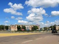 Тамбов, площадь Комсомольская. площадь Комсомольская