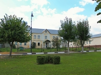 Tambov, square Kronshtadtskaya, house 5Б. school