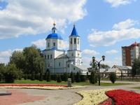 Тамбов, площадь Кронштадтская, дом 5. храм Покрова Божией Матери