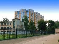 Тамбов, площадь Кронштадтская, дом 6. многоквартирный дом