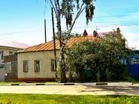 Tambov, square Kronshtadtskaya, house 18. Private house