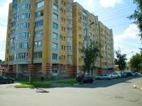 Тамбов, улица Кронштадтская, дом 4А к.1. многоквартирный дом