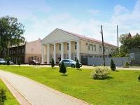 Тамбов, улица Кронштадтская, дом 7А. органы управления