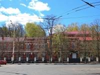 Тамбов, улица Красноармейская, дом 1. больница Тамбовский гарнизонный военный госпиталь