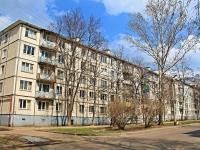 Тамбов, улица Красноармейская, дом 3. многоквартирный дом