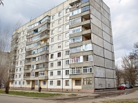 Тамбов, улица Красноармейская, дом 7. многоквартирный дом