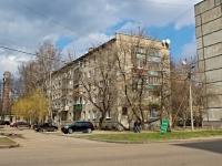 Тамбов, улица Красноармейская, дом 9. многоквартирный дом