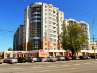 Tambov,  Avgust Bebel, house 16. Apartment house