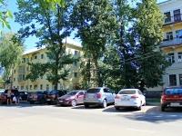 ,  , house 14А. 公寓楼