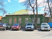 Tambov, st Engels, house 18. Private house