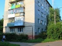 Тамбов, улица Бориса Фёдорова, дом 1А. многоквартирный дом