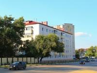 Тамбов, улица Бориса Фёдорова, дом 1В. многоквартирный дом