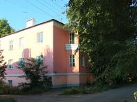 Тамбов, улица Бориса Фёдорова, дом 3. многоквартирный дом